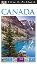 DK Eyewitness Travel Guide: Canada (Eyewitness Travel Guides)