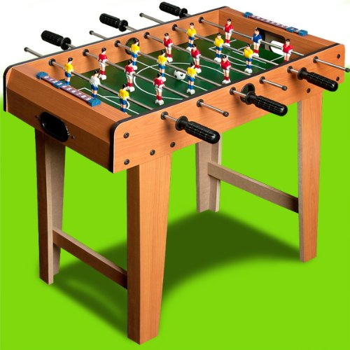 Football table - Soccer table - Family game - 69 x 62 cm