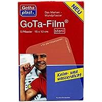 GOTA FILM steril 15x10cm Pflaster 5 St preisvergleich bei billige-tabletten.eu