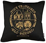 TLM All Time Travellers cuscino con imbottitura 40x 40cm
