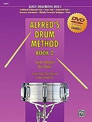 Alfred's Drum Method, Bk 2: Book & DVD (Sleeve) by Dave Black (2005-04-01)