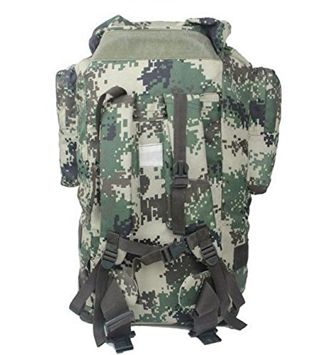 Professionelle Tarnung Rucksack Groß Kapazität Im Freien Reise Tasche Camouflage