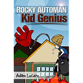 Rocky Automan: Kid Genius (Time Travel Fiction for Kids) (English Edition)