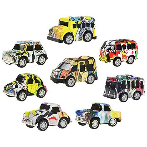 htfrgeds Track Cars, Race Cars Autorennbahn Spielzeug Auto,Blinklichtern Magic Toys, Ideal für Weihnachtsgeschenk Childs Geschenke Ferngesteuertes Auto Maßstab RC Racing Car Rennauto (Race Rc Car Track)