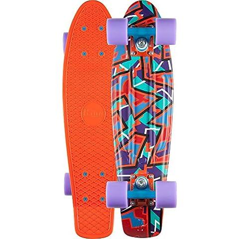 Penny Skateboards Spike 22 Complete Skateboard - 6 x 22 by Penny Skateboards