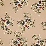 Fabulous Fabrics Crêpe Georgette Rosen – beige —