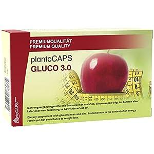 Einfach Abnehmen mit plantoCAPS® GLUCO 3.0 Abnehm Kapseln   Appetitzügler   Appetithemmer