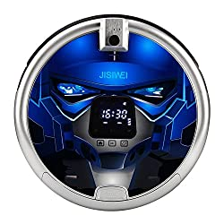 Anself JISIWEI S+ Staubsauger Roboter mit 1080P Kamera WiFi Infrarot / APP Fernbedienung