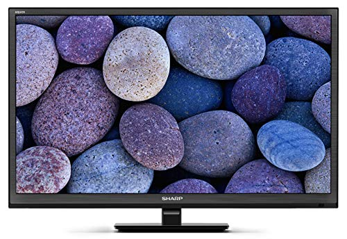 Sharp LC-24CHF4012E 24' HD Nero, HD Ready E-LED TV 1366×768