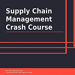 Supply chain management crash course print book ebook audio book in the field of commerce the term supply chain management scm is referred to as the effective management of the flow of products as well as services from fandeluxe Image collections