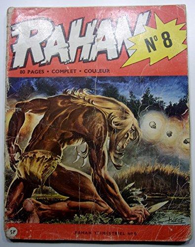 Rahan n°8.