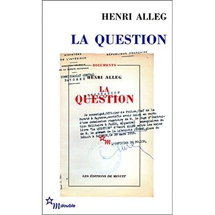La Question (Double t. 58)