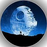 Fondant Tortenaufleger Tortenbild Star Wars N8