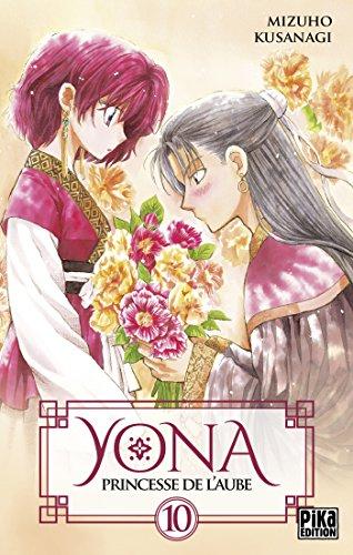 Yona, Princesse de l'Aube T10 par Mizuho Kusanagi