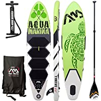 Aqua Marina Thrive Sup, tavola da surf, THRIVE, Board+Standard Paddle, 43.5x25.5x83cm