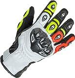 Büse Airway Sport Handschuhe 13 (4XL) Schwarz/Weiß/Gelb/Rot