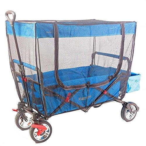 Preisvergleich Produktbild Fliegennetz Fliegengitter Moskitonetz Mückenschutz für Bollerwagen CT500