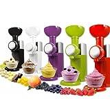 Eismaschine Joghurtbereiter Eismaschine Joghurt natur Obst Dessert