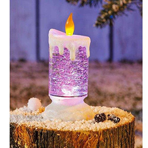 Provence Outillage Bougie caméléon à LED Mulitcolor 17cm