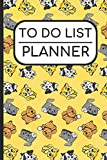 To Do List Planner: Dog Puppy Kitten and Cat Cover, Personal and Business Activities with Daily and Weekly To Do Checklist, Perfect for School Home ... Management and Productivity, 6x9 113 Pages