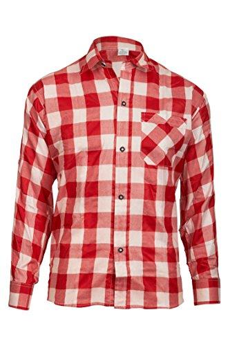 ms-trachten-camisa-para-hombre-rot-karo