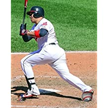 Asdrubal Cabrera 2012 Action Photo Print (27,94 x 35,56 cm)