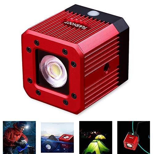 fotowelt Cube LED-Videolicht mit 1/4