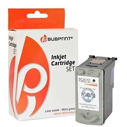 Ip-fax (Bubprint Druckerpatrone kompatibel für Canon PG-40 PG 40 für Pixma IP1200 IP1600 IP2200 IP2500 IP2600 MP140 MP150 MP160 MP170 MP180 MP190 MP450X Black)