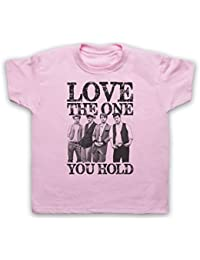Inspired by Mumford & Sons Lover Of The Light Unofficial Kids T-Shirt