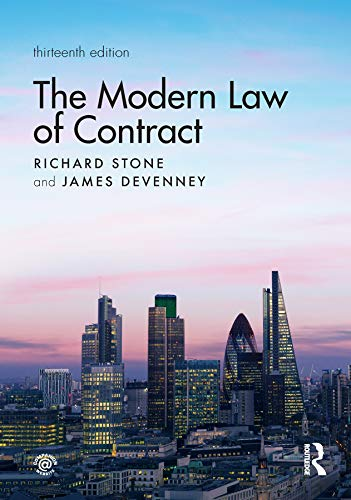 The Modern Law of Contract (English Edition)