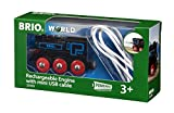 BRIO World  - 33599 - LOCOMOTIVE RECHARGEABLE