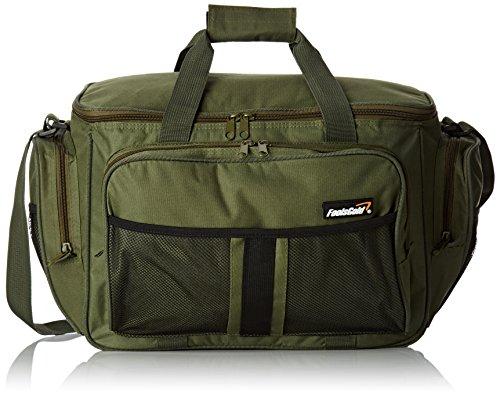 Große Olive Grün Isoliertem Angeltasche Karpfentasche durch foolsGold