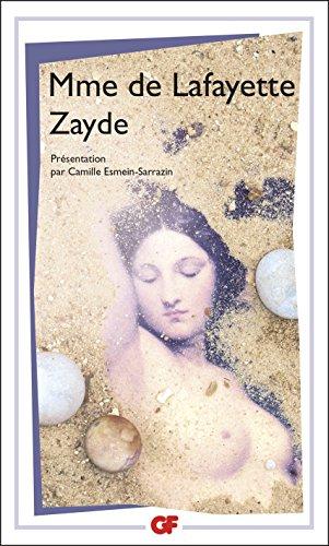 Zayde. Histoire espagnole (GF t. 1246)