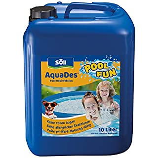 Söll AquaDes 10343 Water Disinfectant 10 Litres