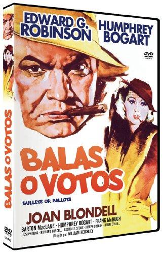 Balas O Votos [DVD]