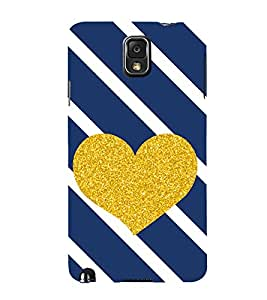 Print Masti Designer Back Case Cover for Samsung Galaxy Note 3 :: Samsung Galaxy Note Iii :: Samsung Galaxy Note 3 N9002 :: Samsung Galaxy Note 3 N9000 N9005 (Gift Present Diagonal Line Lady Feeling Excitement)