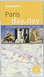 Frommer's Paris Day by Day (Frommer's Day by Day - Pocket) by Anna E. Brooke (2009-02-09)
