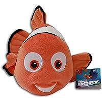 Nemo 30cm Muñeco Peluche Buscando a Dory Pez Payaso Pelicula Disney Pixar Super Suave Gran Calidad