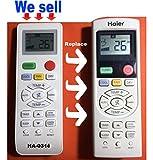 Ersatz für Haier Klimaanlage Fernbedienung Modell yl-hd01yl-hd02yl-hd03yl-hd04yl-hd05yl-hd06yr-hd01yr-hd02yr-hd03yr-hd04yr-hd05yr-hd06yr-hd * * yl-hd * *