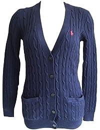 Ralph Lauren - Gilet - Femme Bleu Bleu marine