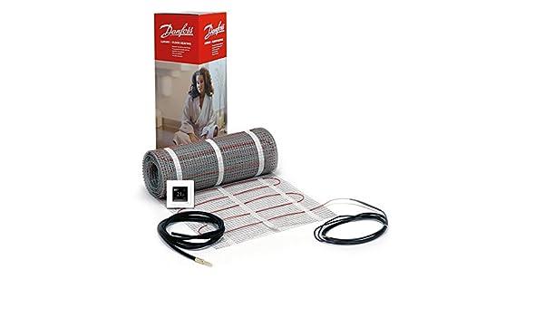 Danfoss 088L5345 Kit Chauffage Par Sol Electrique Multicolore