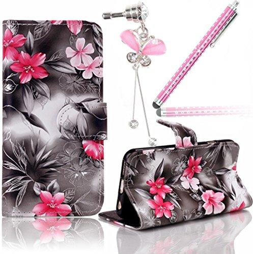 Sunroyal®Funda Carcasa Samsung Galaxy Note 4 N9100 Case Caso Cover elegante y...