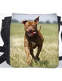 APT 01 GÜRTELTASCHE Bauchtasche Hüfttasche Bag American PIT BULL Pitbull