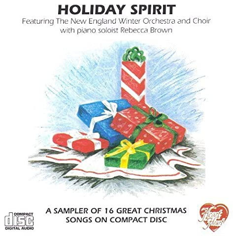 16 Track Christmas Cd: Dance of the Sugar Plum Fairies / Twelve Days of Christmas / Good King Wenceslas / Christmas Medley / Sleigh Ride / Holly Jolly Christmas / Toyland / Here We Go a Wassailing / the Christmas Song / March of the Toys / Ave Maria / Do You Hear What I Hear / Silver Bells / I'll Be Home for Christmas / Winter Wonderland / White Christmas by N/A
