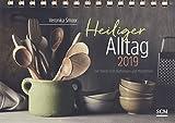 Heiliger Alltag 2019: Der Planer zum Aufhängen und Mitnehmen