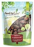 Food to Live Dátiles Medjool orgánicos 453 gramos