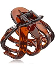 Solida Haarklammer Octopus mini, Havanna, 3er Pack (3 x 1 Stück)