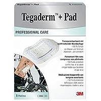 Tegaderm + Pad - Klebeverband, 5 x 7 cm, 5 Stück preisvergleich bei billige-tabletten.eu