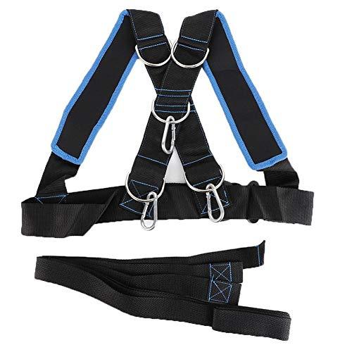 VGEBY1 Imbracatura a Tracolla, Cinturino Regolabile per la Resistenza alla velocità