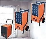 Luftentfeuchter ALE 800 1200W 54kg 680m3/h Entfeuchtungsleistung 80 L/24 h